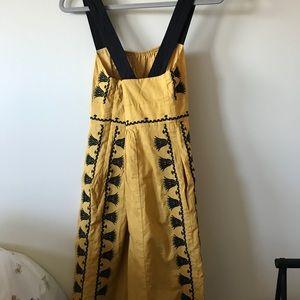 Anthropologie summer dress